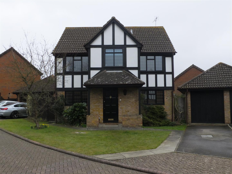 4 Bedrooms Detached House for rent in Eaglestone Close, Borough Green, Sevenoaks
